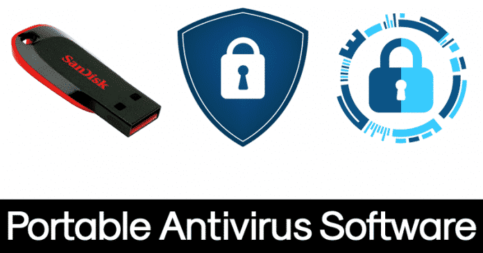 افضل مجموعه برامج انتى فيرس بدون تنصيب Portable Antivirus
