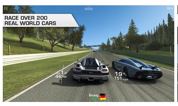 لعبه Real Racing 3