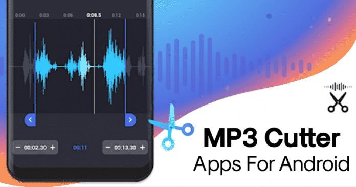 تطبيقات انشاء النغمات و تقطيع ملفات MP3 Cutter