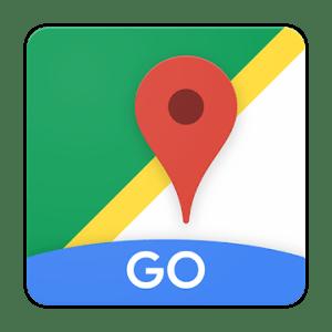 تطبيق Google Maps Go