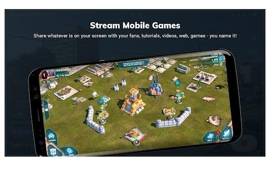 تطبيق Streamlabs