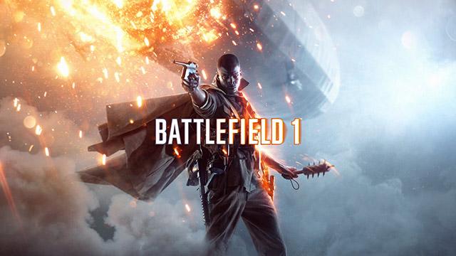 لعبه Battlefield 1