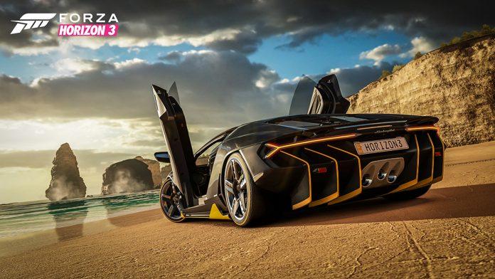 لعبه Forza Horizon 3
