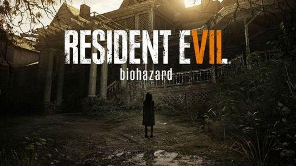 لعبه Resident Evil 7