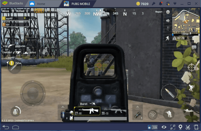 محاكى BlueStacks