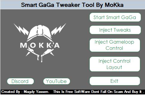SmartGaGa Tweaker Tool