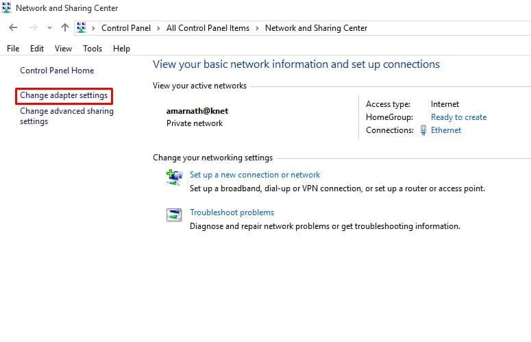 استخدام دى ان اس كلاود فلير للحماية من التجسس و المواقع الاباحية DNS CloudFlare 2