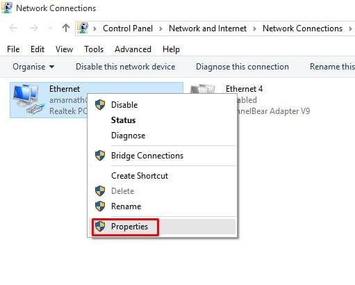 استخدام دى ان اس كلاود فلير للحماية من التجسس و المواقع الاباحية DNS CloudFlare 3